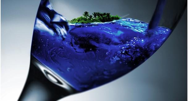 Nový vinařský trend: Modré víno
