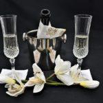 Jaké sklenice na šampaňské