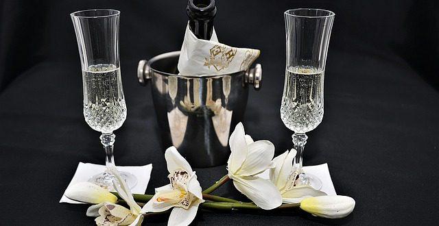 Jaké sklenice na šampaňské?