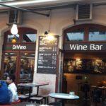 DiVino Gozsdu - výborná vinárna v Budapešti.