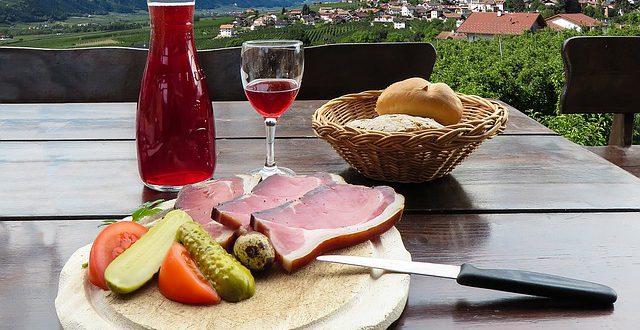 Vhodné maso k červenému vínu
