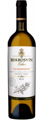 Chardonnay pozdní sběr 2018