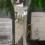 Bellevue restaurant - Champagne Brunch Menu