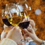 dobré víno na vinobraní