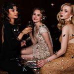 Opojný život ve společnosti šampaňského