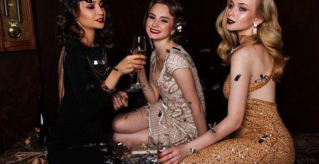 Opojný život ve společnosti vína i šampaňského